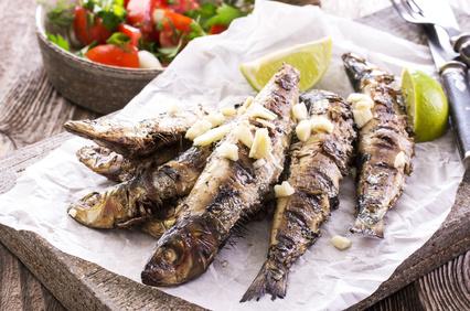 Fisch mediterran