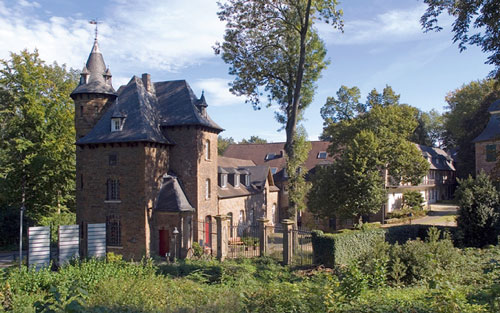 Schloss Schellenberg, Essen