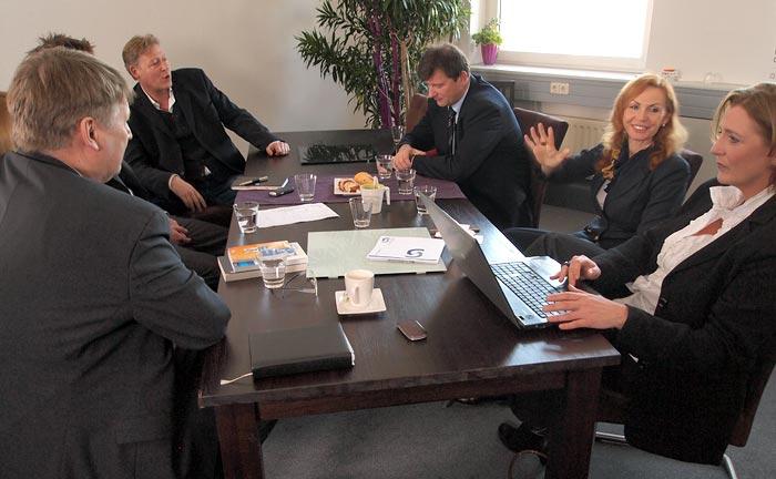 Tagung, Meeting, Teamentwicklung - Coaching Center Ruhr